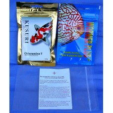New! The essential first aid kit for discus fish. Cheaper than eBay!
