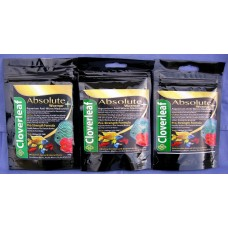 This deal is for 3 x Cloverleaf Absolute Aquarium Wormer + plus flukes 50g Value pack.