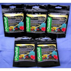 This deal is for 5 x Cloverleaf Absolute Aquarium Wormer + 50g Value packs.