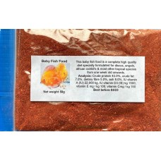 NEW LOWER PRICE!! Baby fish food ideal for discus angels and most other tropical fish. CHEAPER THAN EBAY!!