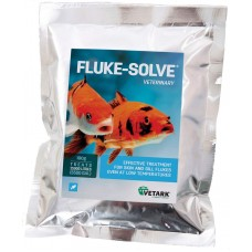 Fluke solve 100g sufficient for 25,000 litres (5500 gallons)