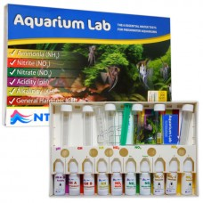 NT LABS AQUARIUM LAB MULTI-TEST MASTER KIT WATER TESTING.
