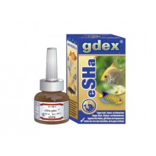 eSHa gdex Skin And Gill Flukes 20ml