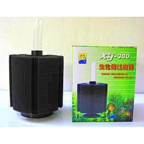 XY-380  Breeder Sponge Aquarium Filter Bio Size 380 Large Is Great Size For Tank