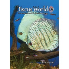 Bundle deal offer. Discus World 2nd edition, signed. and a 5g pack of wormer plus.