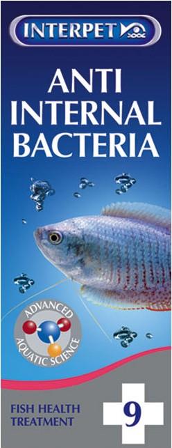 Interpet anti internal bacteria number 9.
