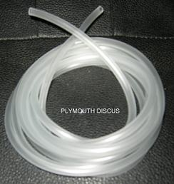 Aquatic airline 3 metres  fits standard 6mm aquarium air pumps.