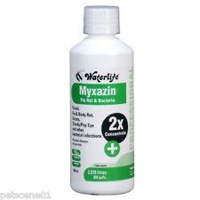 Myxazin broad spectrum bactericide 500ml trade size.